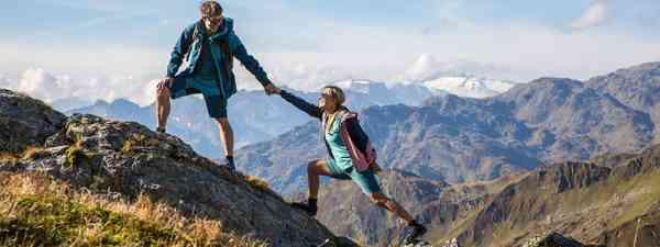 Hiking (Zillertal Tourismus)