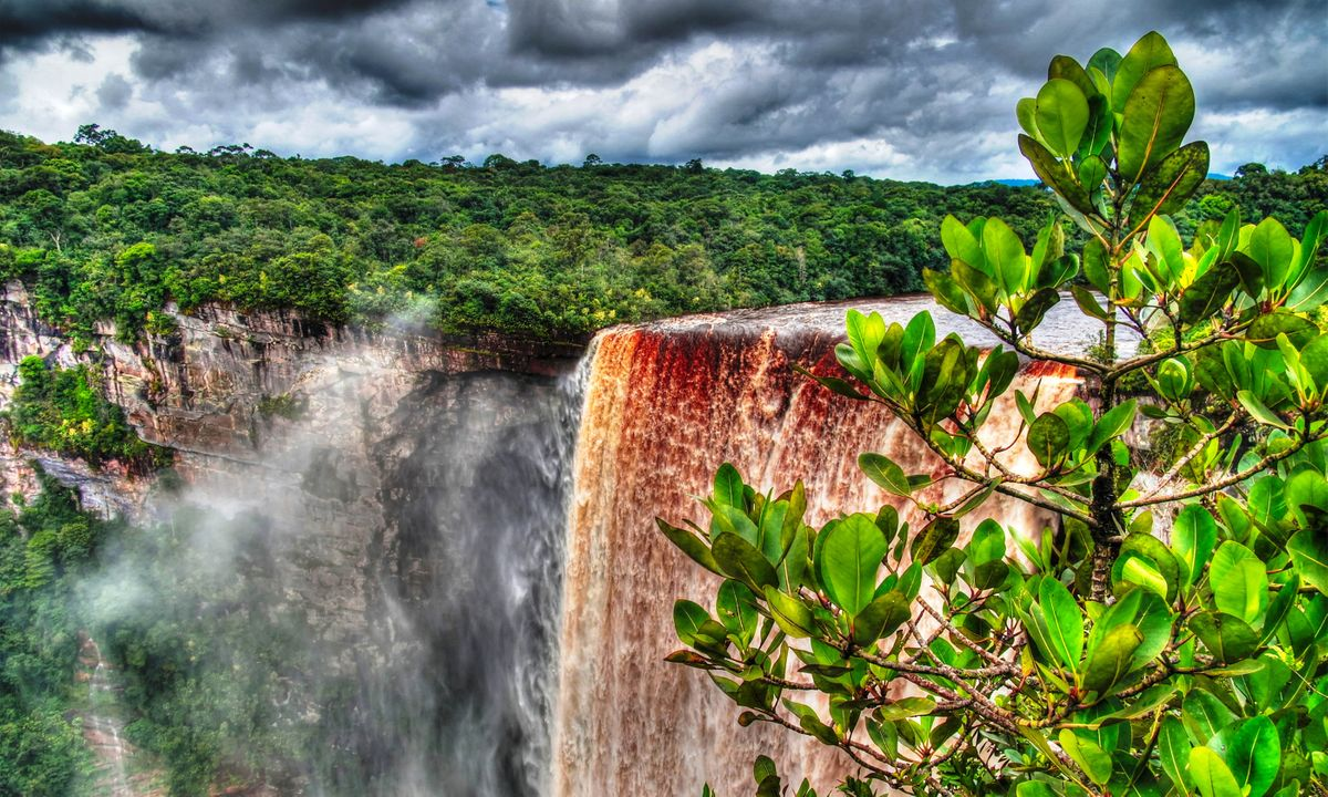Travelling through the Guianas: Guyana, Suriname and French Guiana