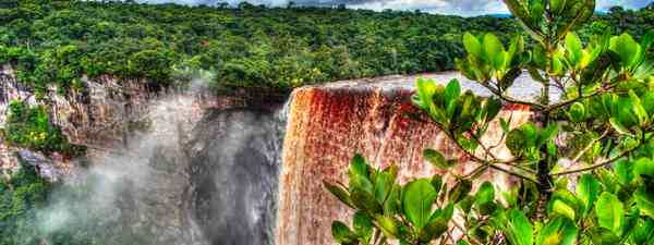 Exploring Guyana, Suriname and French Guiana (Dreamstime)