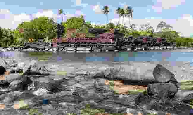 Nan Madol, Micronesia (Shutterstock)