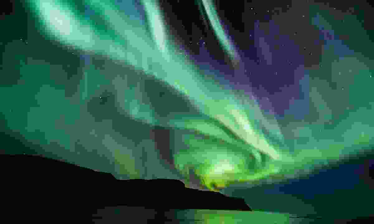 Seeing nature's light show is simply unforgettable (Shutterstock)
