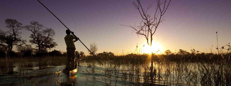 Okavango Sunset (Shutterstock.com. See main credit below)