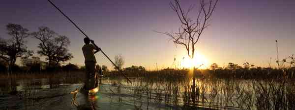 Okavango Sunset (Shutterstock.com. See main credit below)