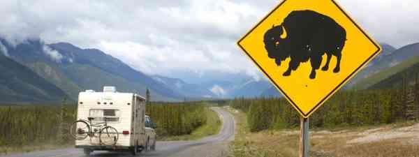Alaska Highway (Graeme Green)