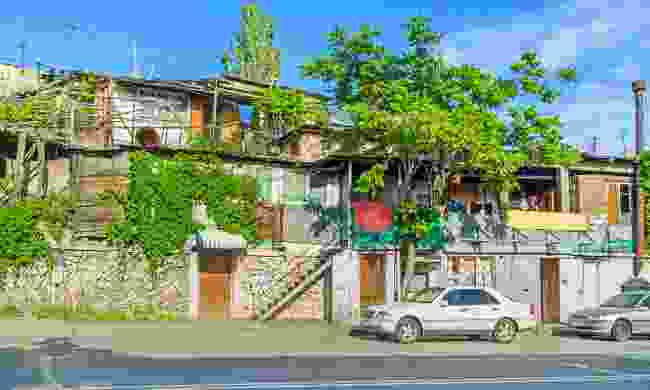 Homes in the Kond District (Dreamstime)