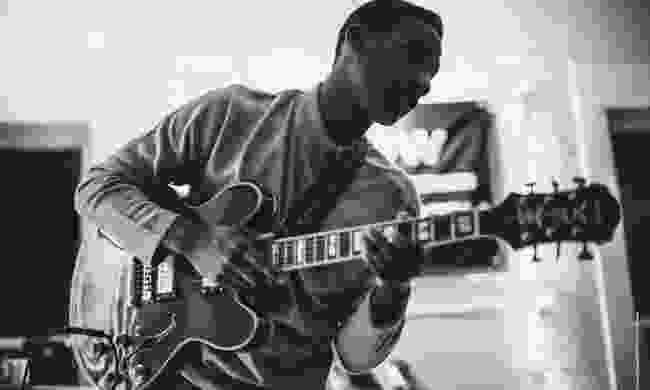 Musician Leon Bridges hails from Fort Worth
