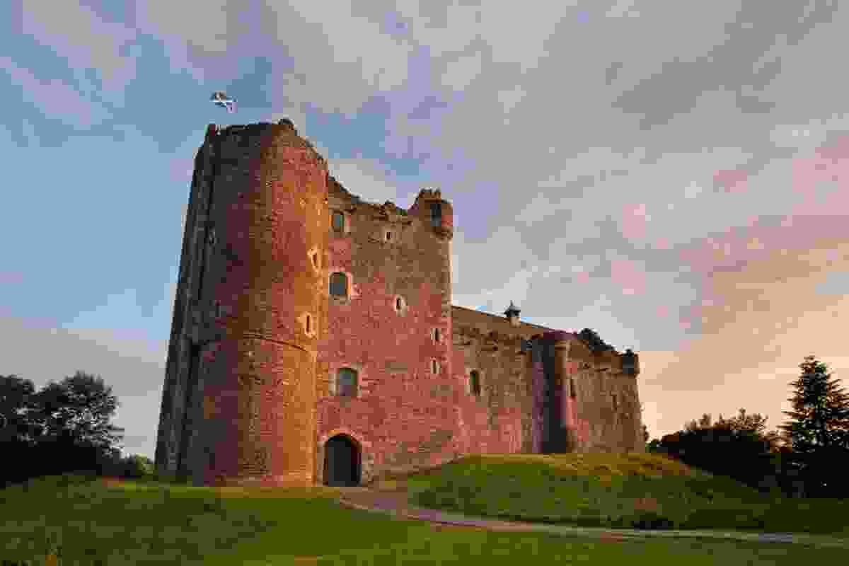 Doune Castle (Shutterstock)