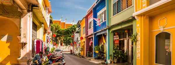 Phuket Town. (Shutterstock)