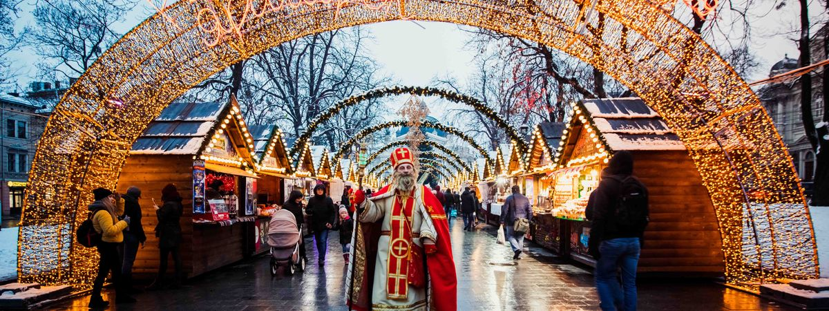 The 6 best Christmas markets in eastern Europe