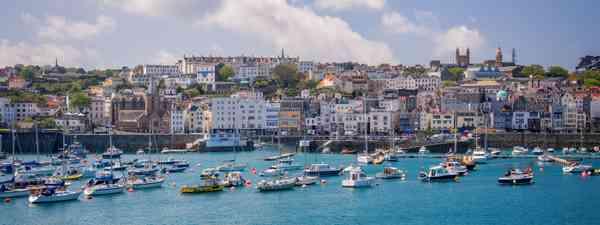 Saint Peter's Port in Guernsey (Shutterstock)