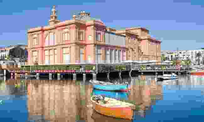 Teatro Margherita (Shutterstock)