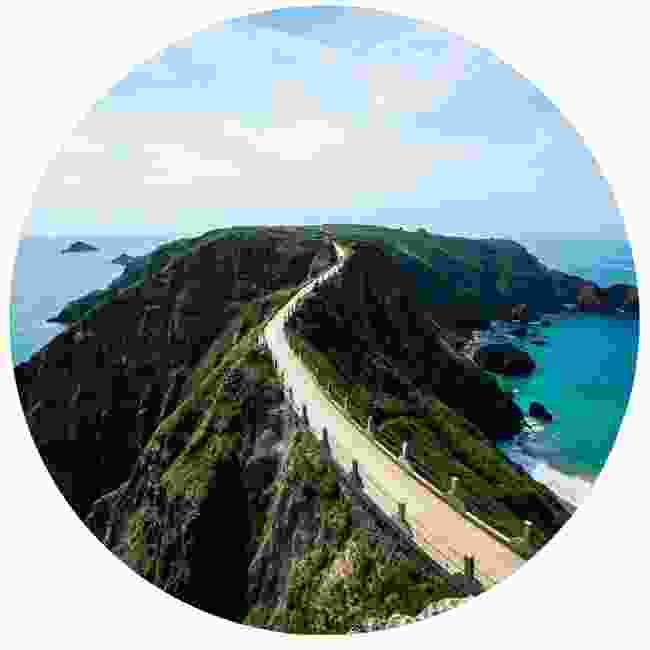 The gorgeous island of Sark (Shutterstock)