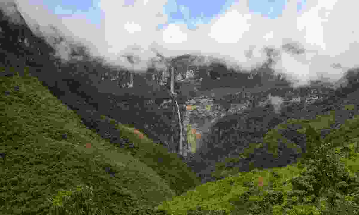 Don't miss Peru's Gocta Waterfall (Shutterstock)