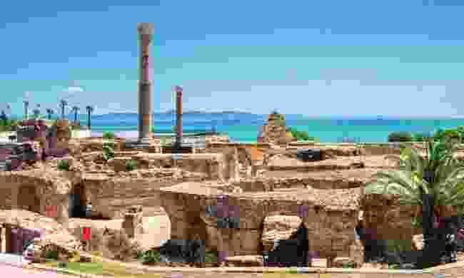 Carthage, Tunisia (Shutterstock)