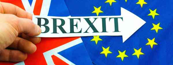 Brexit sign (Dreamstime)