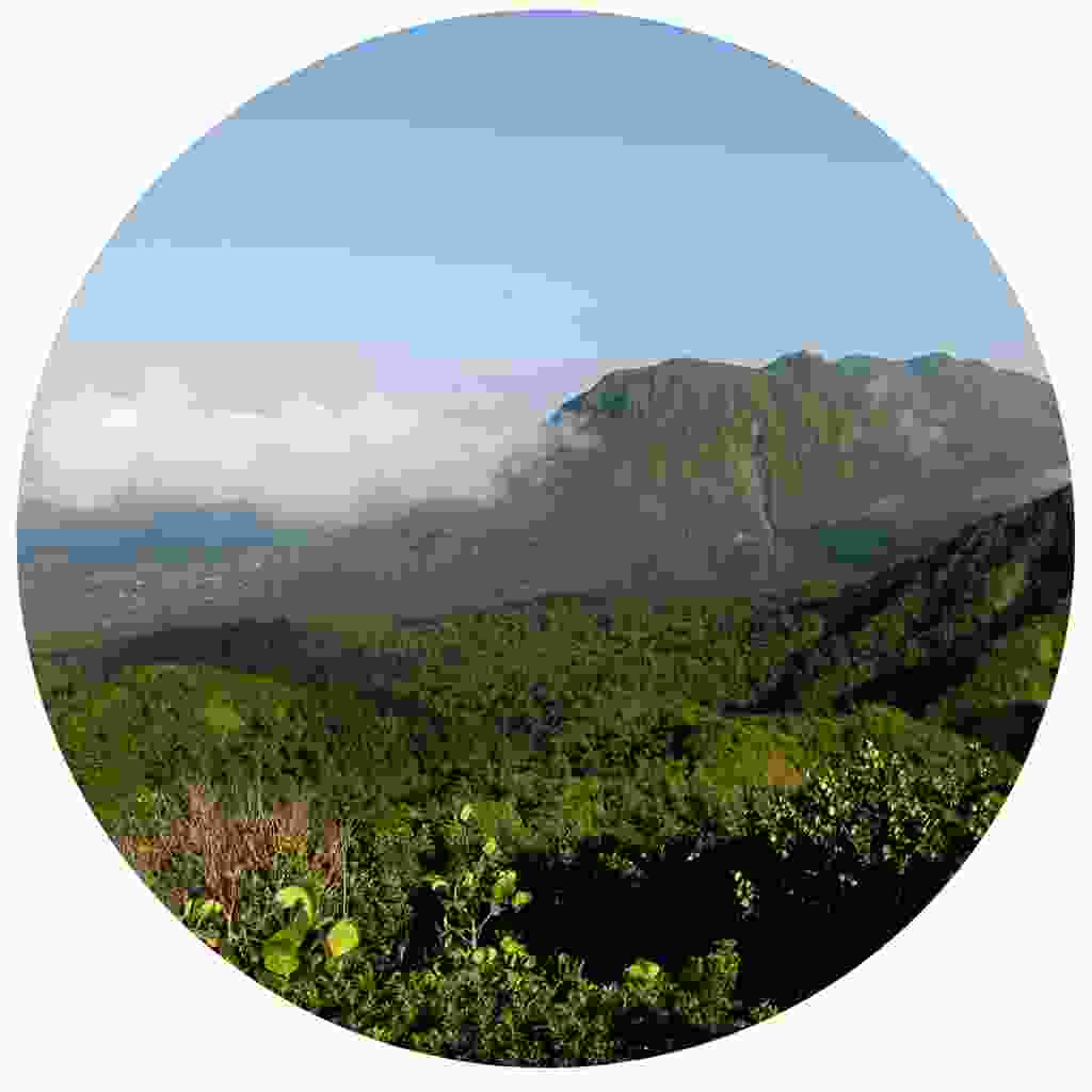 Enjoy mountains unspoilt by mass tourism