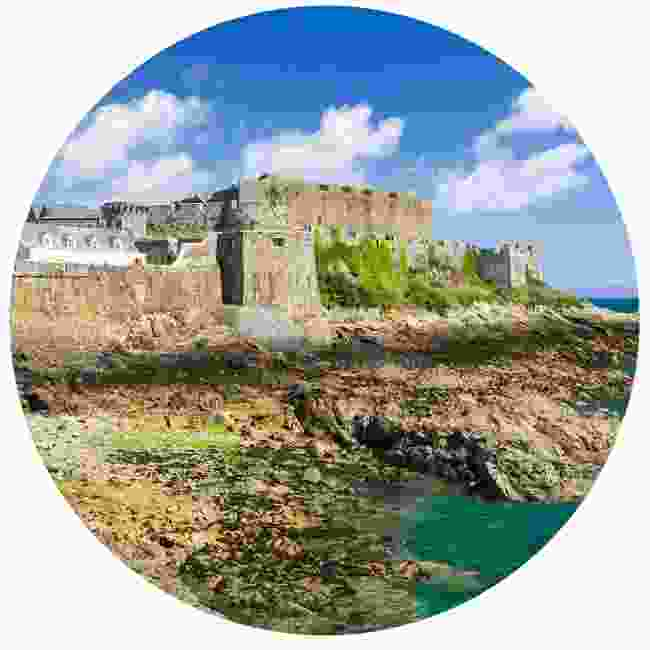 Castle Cornet, Guernsey (Shutterstock)