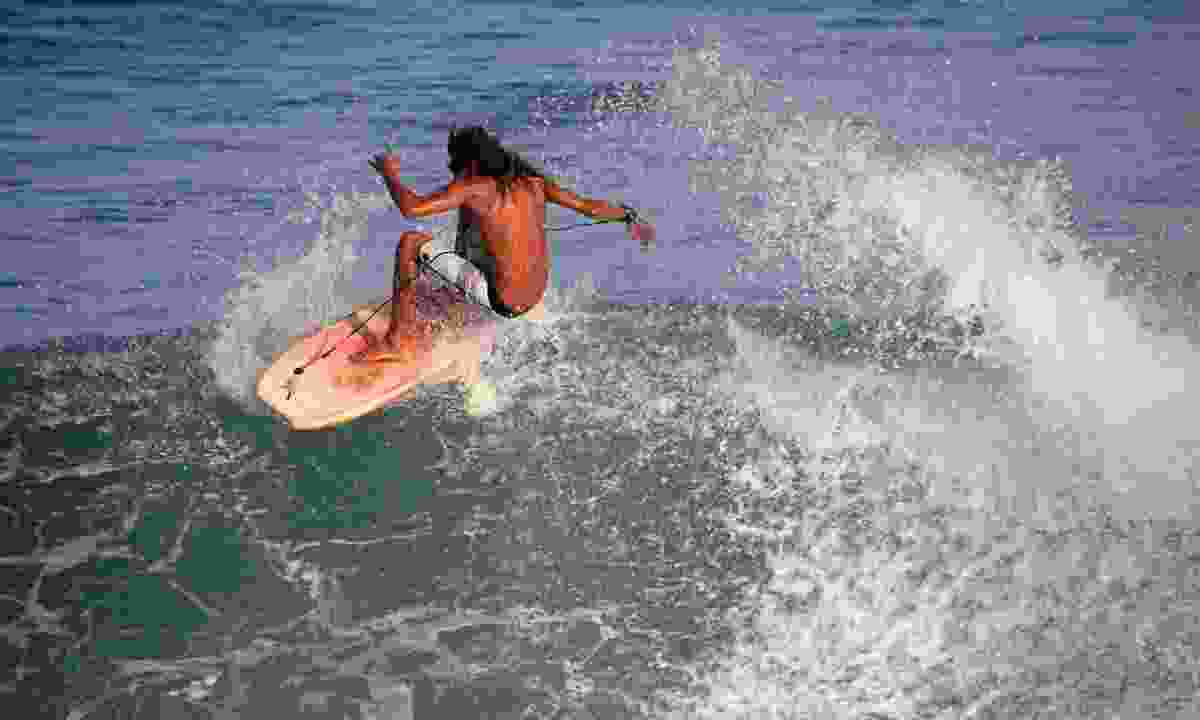 The far-east coast of El Salvador is popular with surfers (Shutterstock)