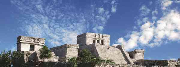 Mexico, Tulum was built around AD 1200 as the Mayan civilization declined (Mexico Tourism Board)