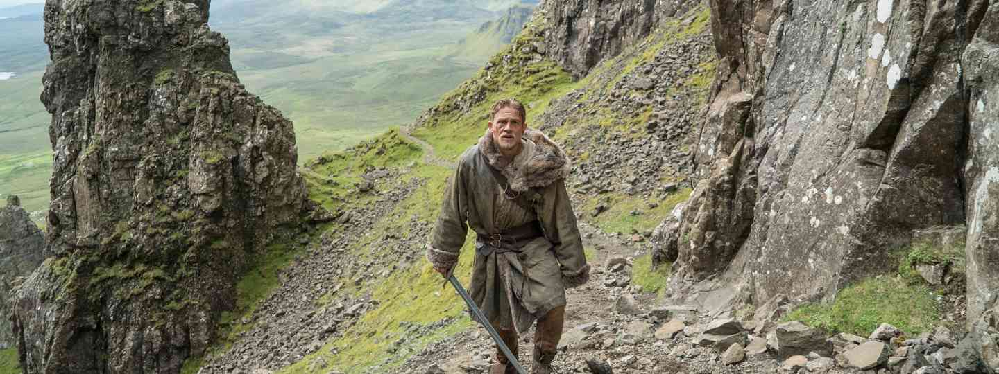 Charlie Hunnam as King Arthur (Daniel Smith)