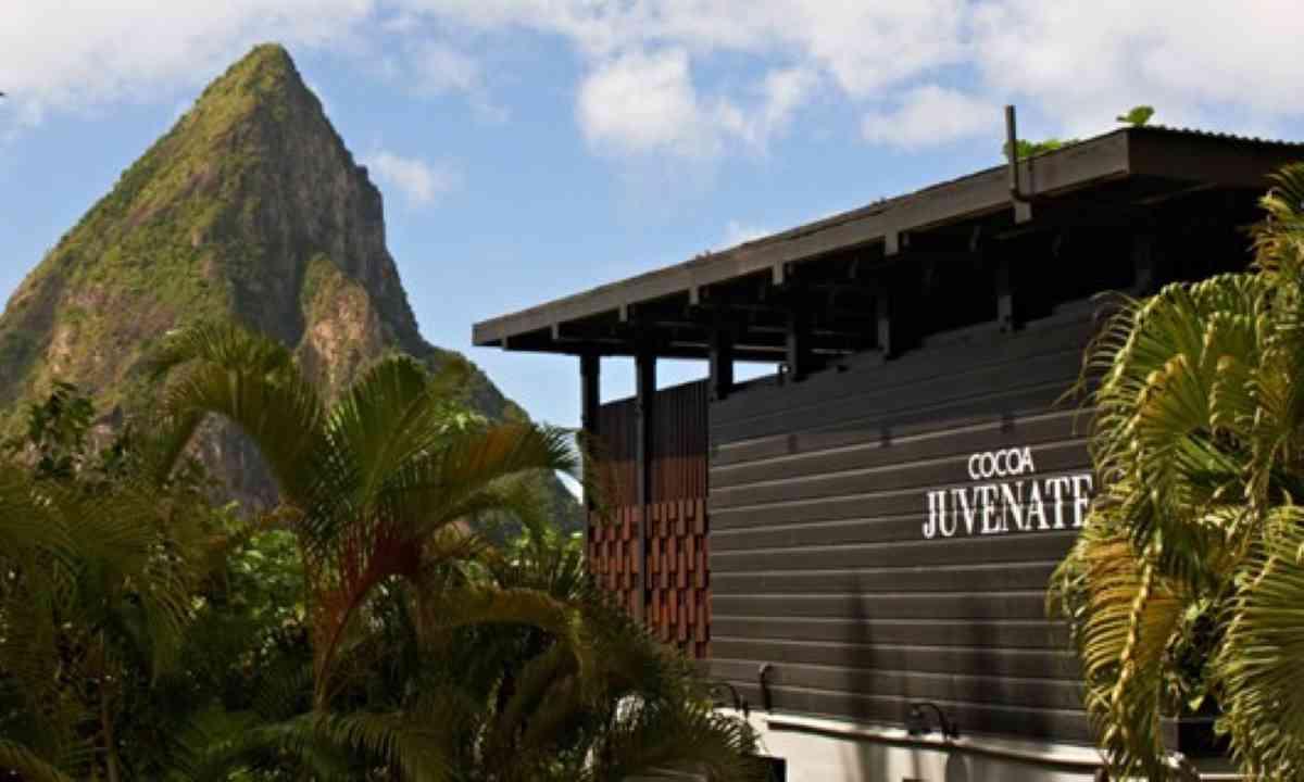 Hotel Chocolate, St Lucia (www.hotelchocolat.com)