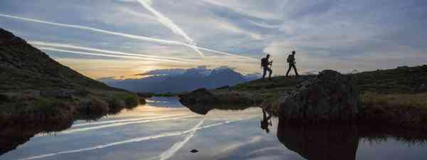 Hiking in the Tirol (Ortzal Tourismus)