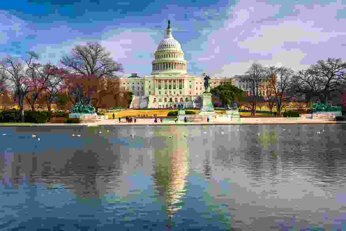 The United States Capitol (Dreamstime)