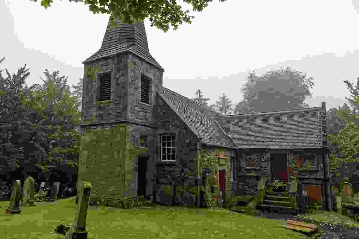 The Glencorse Chapel (Shutterstock)