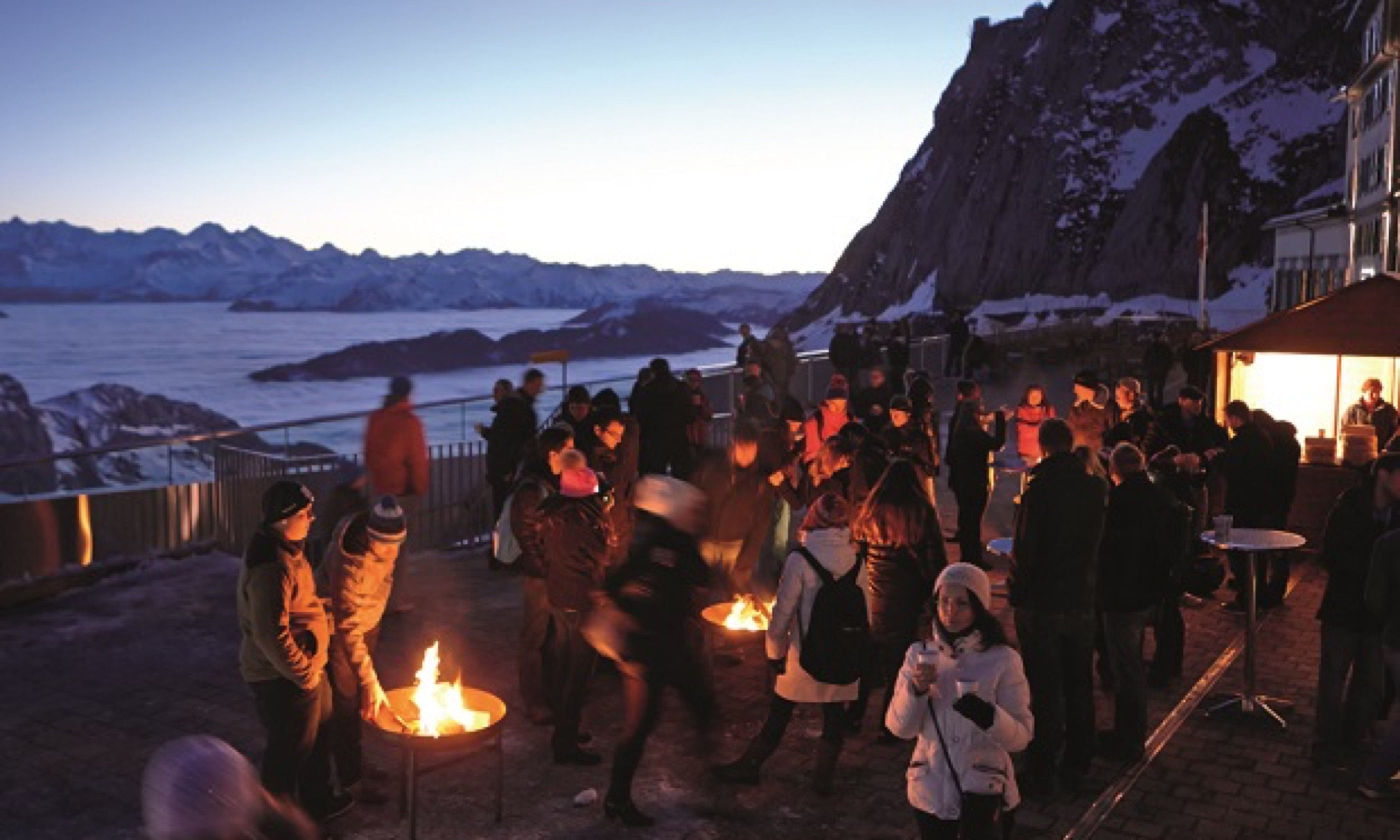 Mt Pilatus Christmas Markets