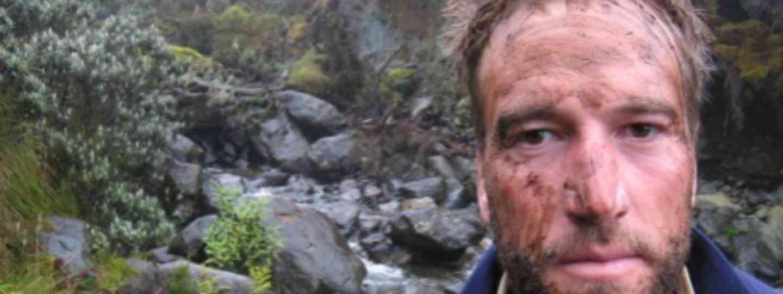 Muddy Ben Fogle
