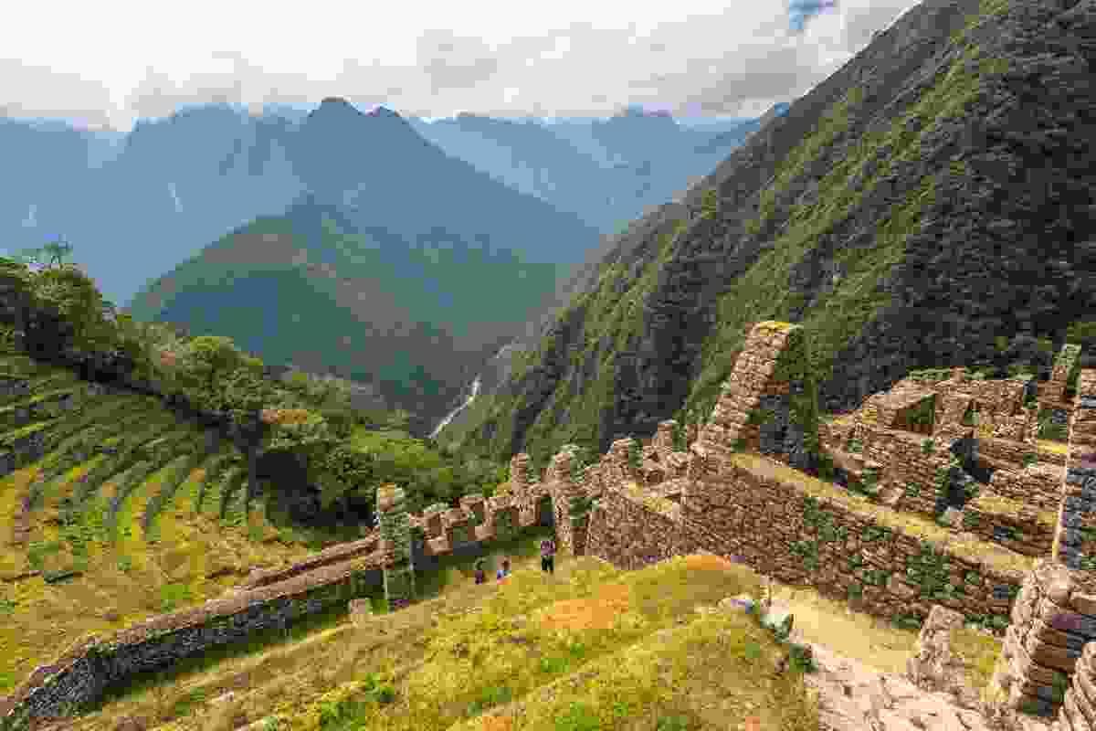 Inca Trail in Peru (Dreamstime)
