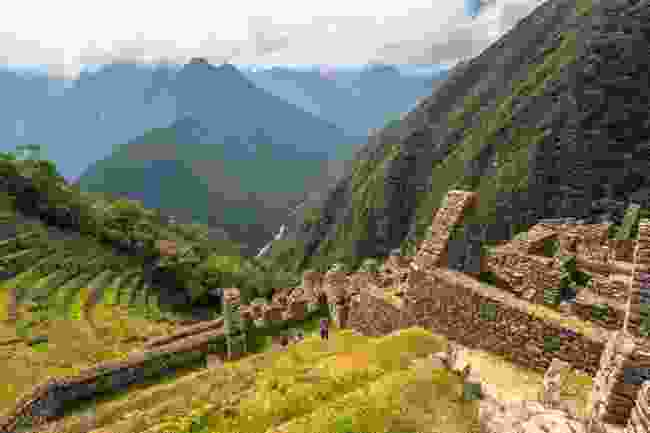 Inca Trail in Peru (Dreamstime)