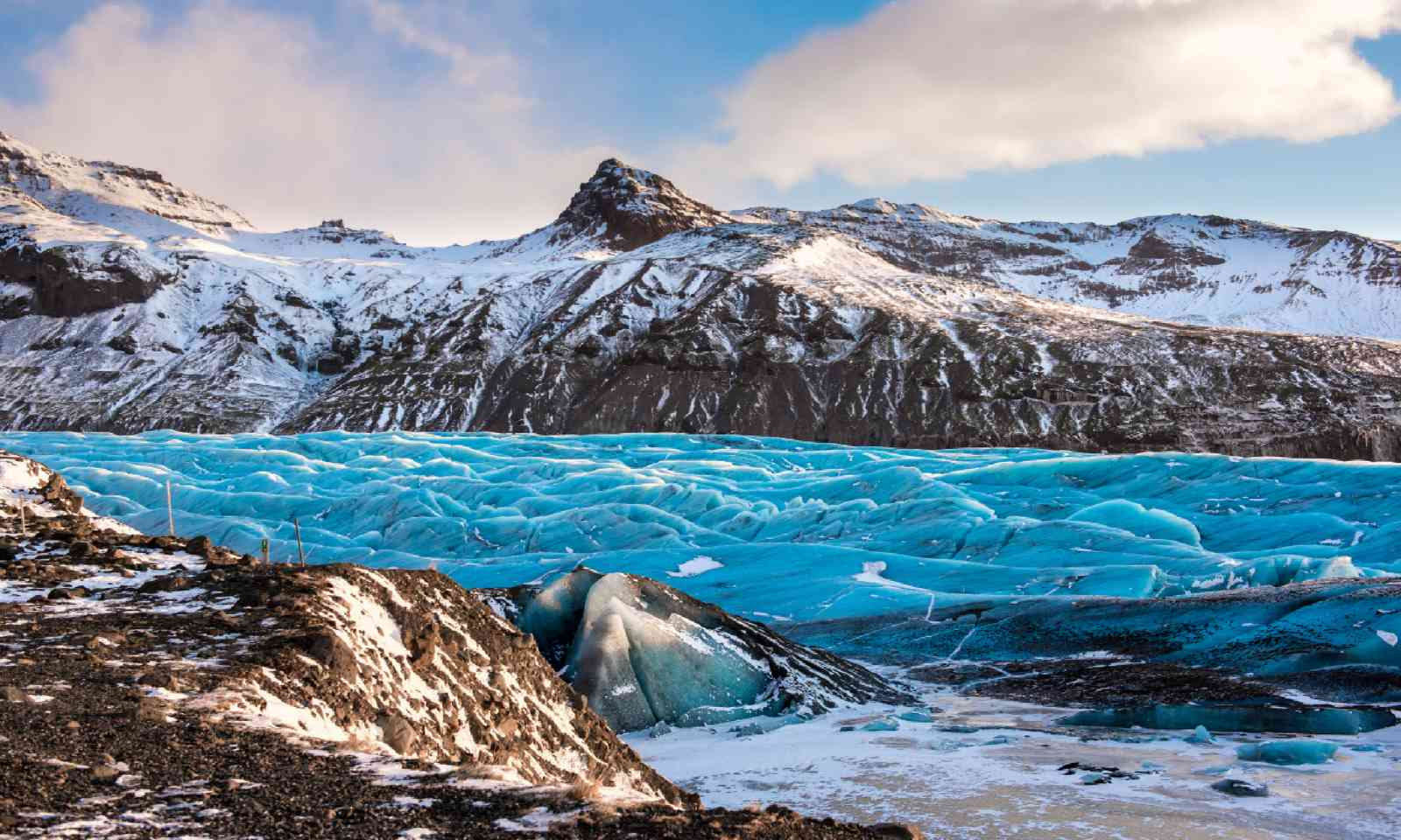 Vatnajokull National Park (Shutterstock)
