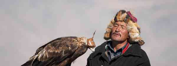 Ghengis Khan's backyard is still frontier territory, home to nomadic herders and eagle hunters (mysim)