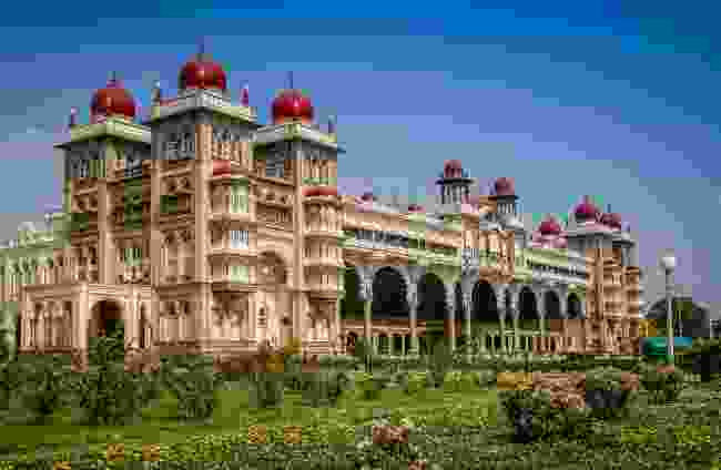Mysore Palace (Dreamstime)