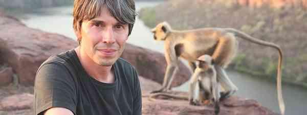 Brian Cox in Ethiopia (Human Universe / BBC / William Collins)