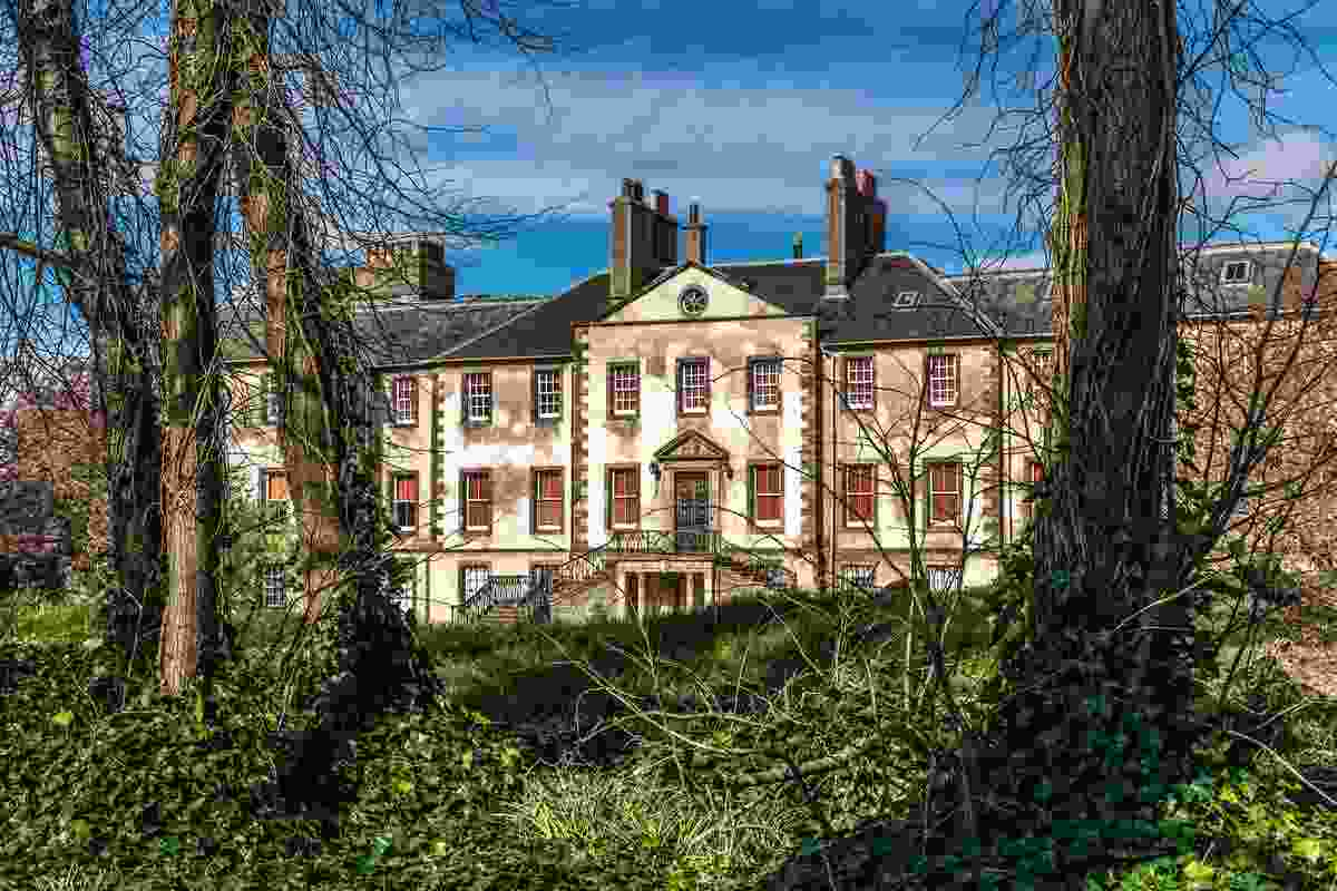 Newhailes House (Shutterstock)