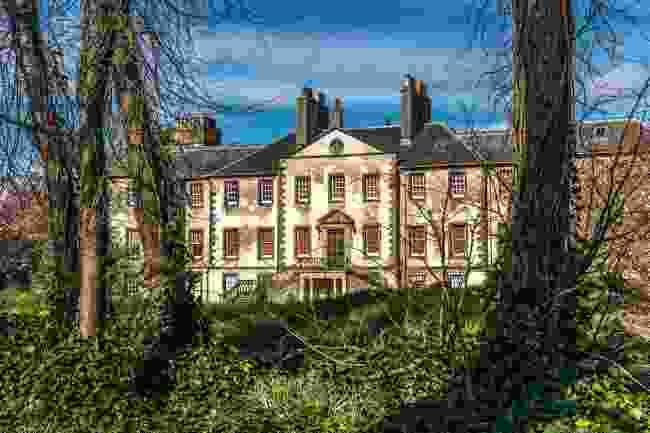 Newhailes House (Shutterstock)