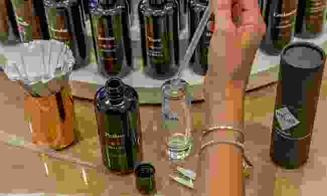 Try your hand at perfume making (Klook)