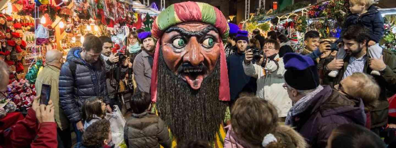 Fira de Santa Llúcia Christmas Markets in Barcelona (Fira de Santa Llúcia)
