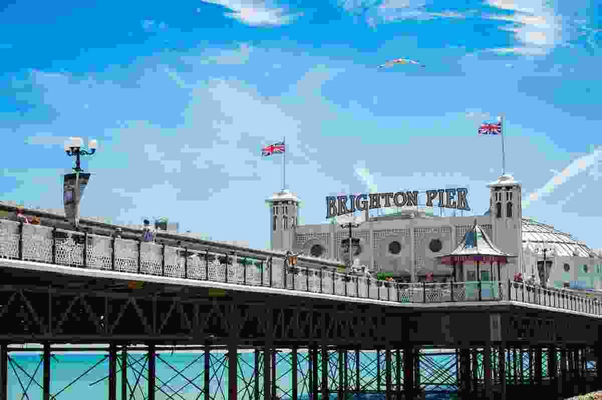Brighton Pier, UK (Dreamstime)