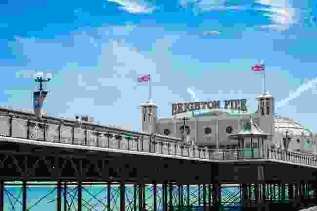 Brighton Pier, UK (Dreamstime)