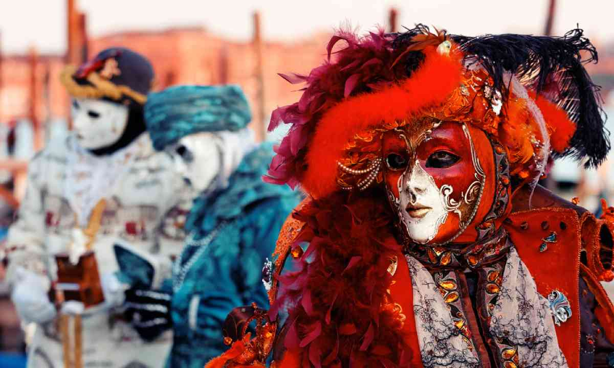 Venice Carnival (Shutterstock)