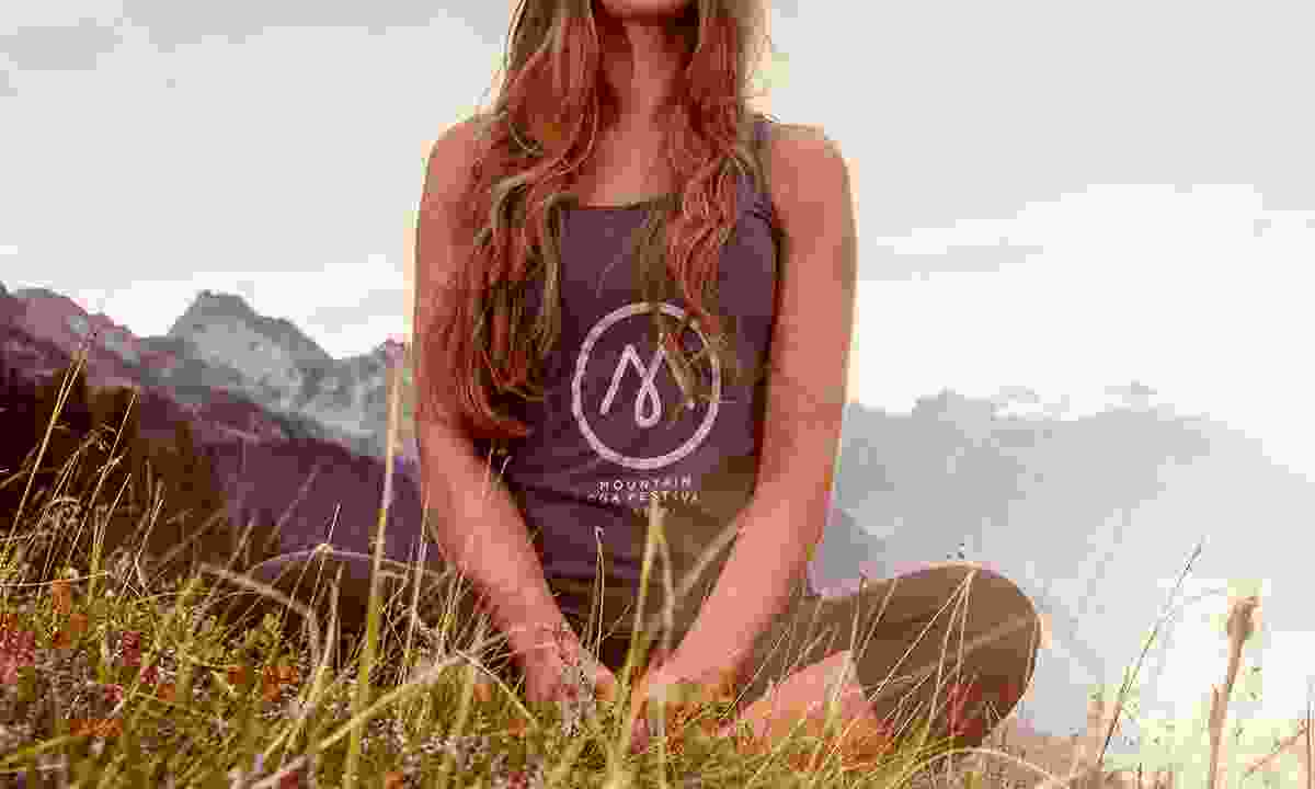 Mountain yoga festival (St Anton am Arlberg)