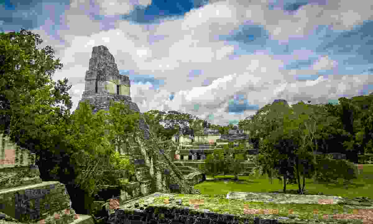 Discover more Myan sites in Guatemala (Shutterstock)