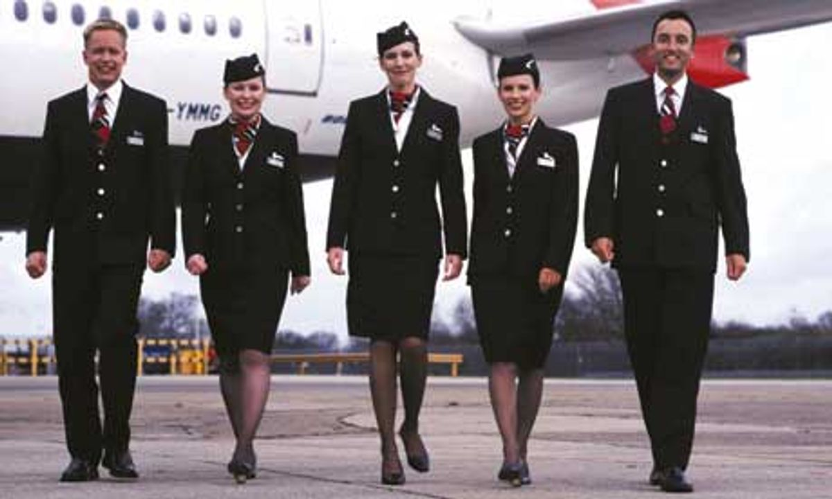 how to get hired as a flight attendant