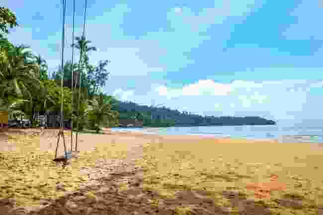 Khao Lak Beach, Thailand (Shutterstock)