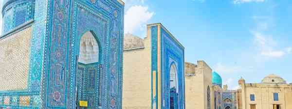 Samarkand, Uzbekistan on the Silk Road (Shutterstock)