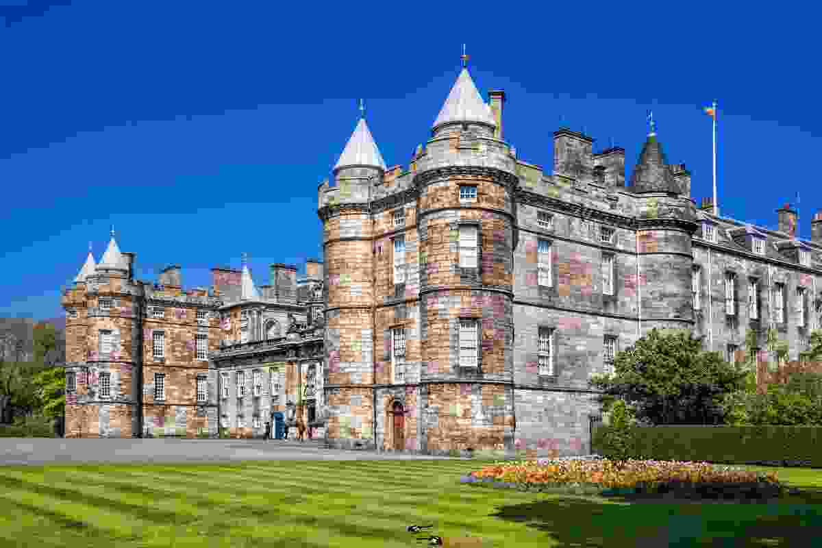 Holyrood Palace (Shutterstock)
