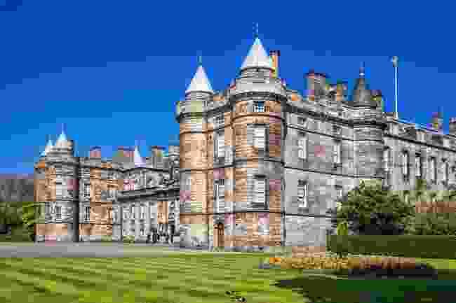 Holyrood Palace (Shutterstock)